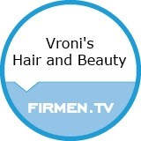 Logo Vroni's Hair and Beauty