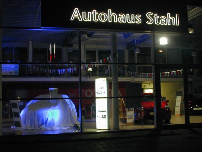 Autohaus stahl gmbh co kg aus schrobenhausen region for Autohaus stahl