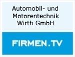 Logo Automobil- und Motorentechnik Wirth GmbH