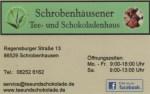 Logo Schrobenhausener Tee- und Schokoladenhaus