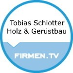 Logo Tobias Schlotter  Holz & Gerüstbau