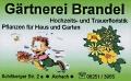 Logo Gärtnerei Brandel