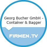 Logo Georg Bucher GmbH - Container & Bagger