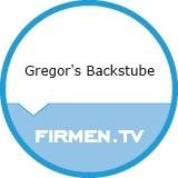 Logo Gregor's Backstube Inhaber: D. Schmidt