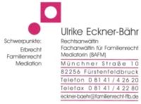 Logo Eckner-Bähr Pfeifer-Kucharcik Göhringer  Rechtsanwältinnen