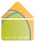 Logo FREI(T)RAUM