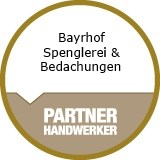 Logo Bayrhof Spenglerei & Bedachungen