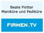 Logo Beate Piotter  Maniküre und Pediküre