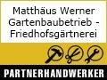 Logo Matthäus Werner Gartenbaubetrieb - Friedhofsgärtnerei