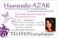 Logo Haarstudio AZAK