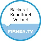Logo Bäckerei - Konditorei  Volland