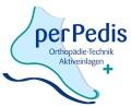 Logo perPedis Orthopädietechnik - Aktiveinlagen