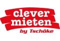 Logo clever mieten by Tschöke
