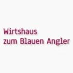 Logo Wirtshaus zum Blauen Angler