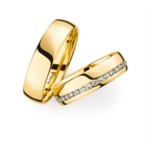 Grazia Genova  Trauringe und elegante Ringkultur