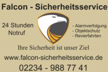 Falcon – Sicherheitsservice