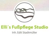 Logo Ellis Fußpflege Studio