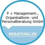 Logo P+ Management-, Organisations- und Personalberatung GmbH