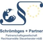 Logo Schrömbges + Partner  Partnerschaftsgesellschaft Rechtsanwälte Steuerberater mbH