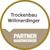 Logo Trockenbau Willmerdinger Decken- und Trennwandsysteme