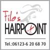 Logo Filo's Hairpoint