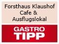 Logo Forsthaus Klaushof  Cafe & Ausflugslokal