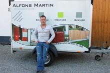 Alfons Martin  Schreiner-Bauelemente-Spanndecken