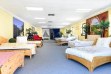 Richtig Liegen – Die Wirbelsäulentherapie im Schlaf by Sigrid Kern