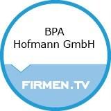 Logo BPA Hofmann GmbH