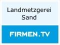 Logo Landmetzgerei Sand