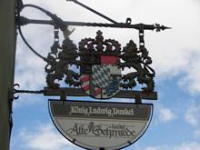 """Gaststätte """"Alte Schmiede"""""""