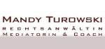 Logo Mandy Turowski  Rechtsanwältin