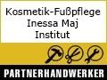 Logo Kosmetik- und Fußpflegeinstitut Inessa Maj