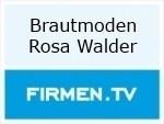 Logo Brautmoden Rosa Walder