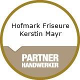 Logo Hofmark Friseure  Kerstin Mayr