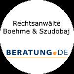 Logo Rechtsanwälte Boehme & Szudobaj