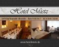 Logo Hotel Mietz