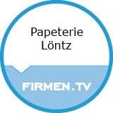 Logo Papeterie Löntz