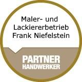 Logo Maler- und Lackiererbetrieb Frank Niefelstein