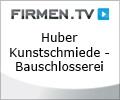 Logo Huber Kunstschmiede - Bauschlosserei