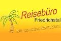 Logo Reisebüro Friedrichstal