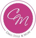 Logo Celebrating Moments Deko. Style & More
