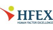 Logo HFEX  Human Factor Excellence GmbH