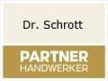 Logo Dr. Schrott  Gold u. Silber Ankauf  Buntmetall Recycling Inh. Hubert Wünsch