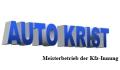 Logo Auto Krist  KFZ-Meisterbetrieb