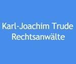 Logo Karl-Joachim Trude  Rechtsanwälte