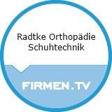 Logo Radtke Orthopädie Schuhtechnik