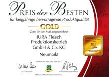 Jura Fleisch  Produktionsbetrieb GmbH & Co KG