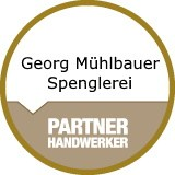 Logo Georg Mühlbauer Spenglerei