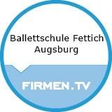 Logo Ballettschule Fettich Augsburg Ballett - Modern-Jazz - Charaktertänze
